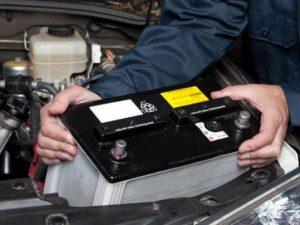 Cambiar batería Ford Focus 1.6 Tdci