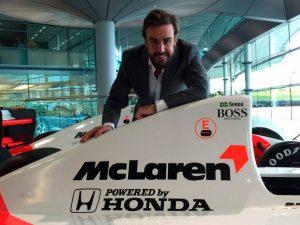 Novedades F1 Honda Fernando Alonso