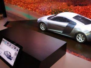 Los concesionarios de coches del futuro