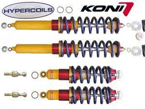Cómo ajustar los amortiguadores Koni
