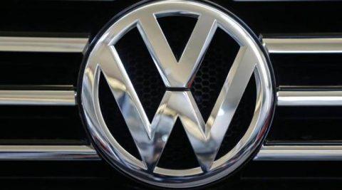 Cuerpo de mariposa Volkswagen