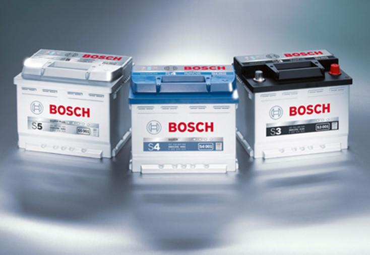 Baterías Bosch s3. s4 y s5