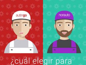 Norauto o Autingo ¿cuál es mejor?