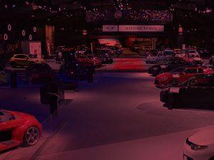 Salón del Automóvil de Nueva York 2019