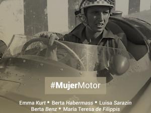 Las mujeres, claves en la industria del motor