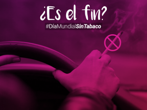 Los riesgos del tabaco en el coche