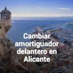 Cambiar amortiguadores en Alicante