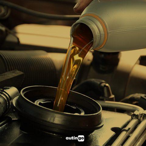 cambio aceite autingo