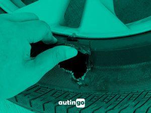 Reventón de neumático: cómo actuar si lo sufrimos